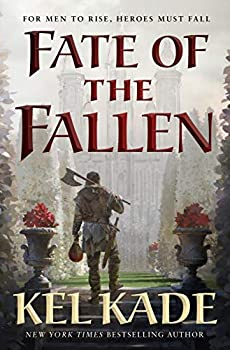 Fate of the Fallen by Kel Kade science fiction and fantasy book and audiobook reviews