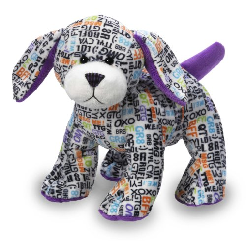 Webkinz Texting Puppy Plush