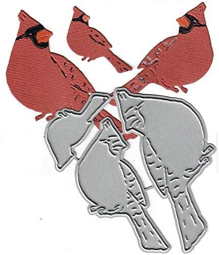 Y47 Large Detailed HEN /& COCKEREL Farm Animals Birds Metal Cutting Dies