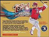 2018 Topps Update Series Baseball Hobby 36 Pack BOX +1 Silver Pack