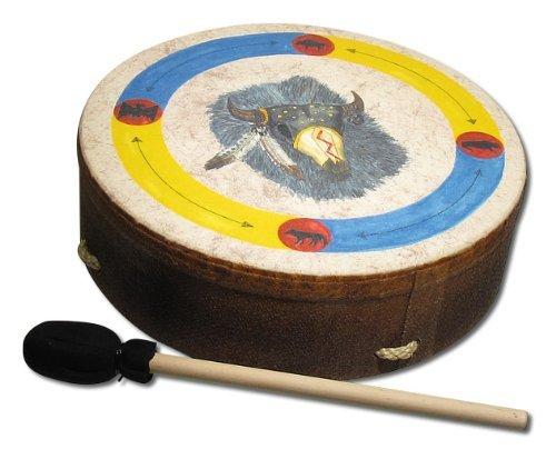 REMO Drum, Buffalo, 12