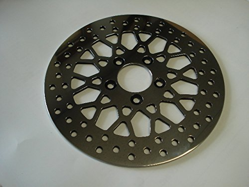 Springer parts the best amazon price in savemoney mesh spoke style front brake rotor for harley deuce springer parts 2000 up fandeluxe Choice Image