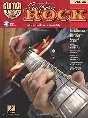Southern Rock: Guitar Play-Along Volume 36