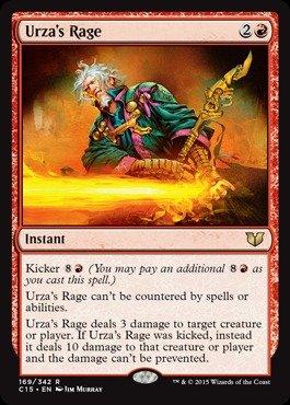 Magic: the Gathering Urza39;s Rage (169/342) - Commander 2015