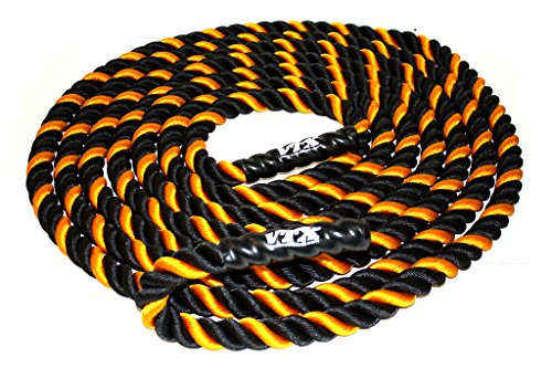Troy Barbell & Fitness VTX USA Training Rope 50ft. by VTX