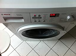 bosch waq28321 waschmaschine frontlader avantixx 7 a 1400 upm 7 kg wei. Black Bedroom Furniture Sets. Home Design Ideas