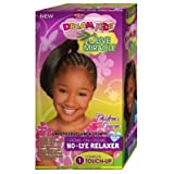 African Pride Dream Kids Olive Miracle Touch-Up Relaxer Coarse