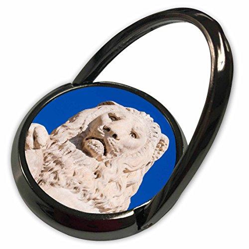 3dRose Danita Delimont - Italy - Marzocco lion, Piazza Santa Croce, UNESCO, Firenze, Tuscany, Italy - Phone Ring (phr_227640_1)
