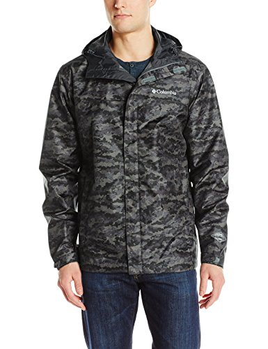 Columbia Mens Watertight Printed Jacket