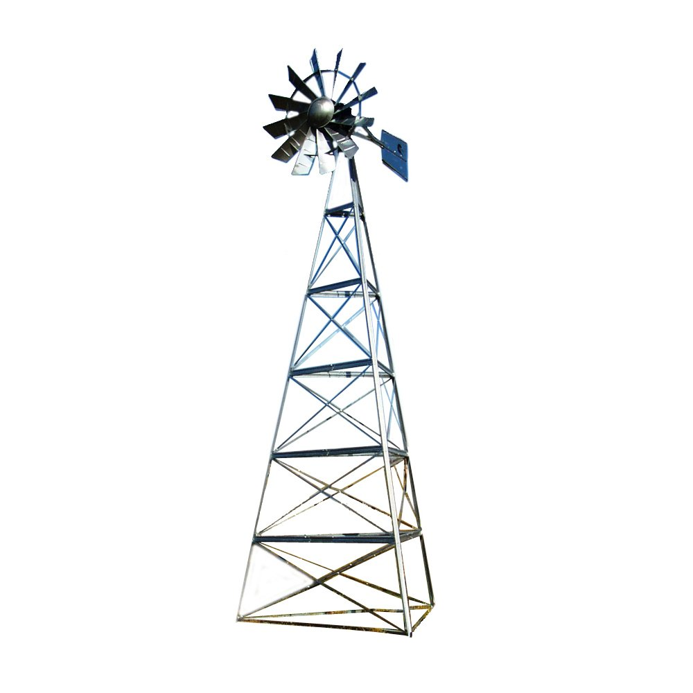 Outdoor Water Solutions LKT0108 24-Feet 3-Legged Windmill Extension Kit
