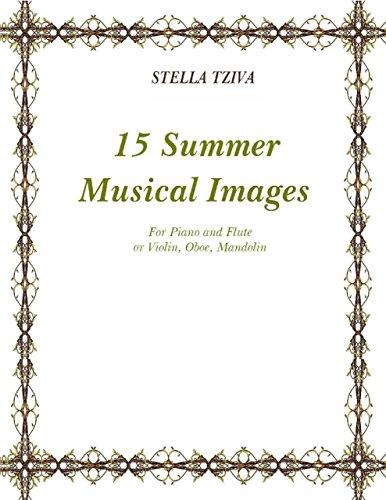 Download PDF 15 Summer Musical Images