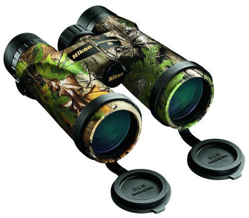 Nikon 16006 MONARCH 3 8x42 Binocular (Xtra Green) by Nikon