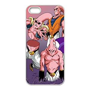 Dragon Ball Z iPhone 5 5s Cell Phone Case White Gift xxy_9855840