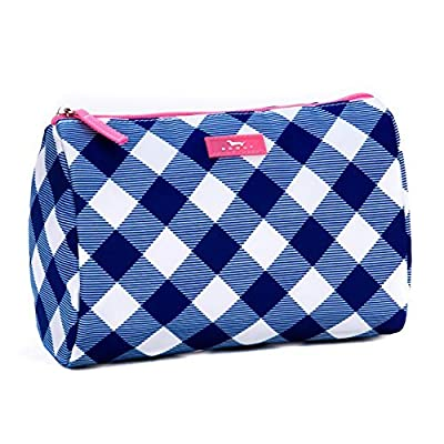 SCOUT Packin' Heat Cosmetic Bag, 9-1/2 by 8-1/2 by 3-1/2 Inches