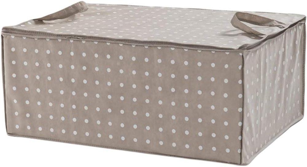 Compactor Funda De Almacenaje para Edredón, Non Woven 75G, Marrón