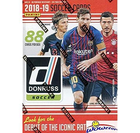 Panini Donruss Soccer 18//19 optic Holo Silver escoger 2