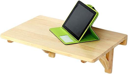 mesa plegable LITING Mesa para Colgar en la Pared Mesa de Madera ...