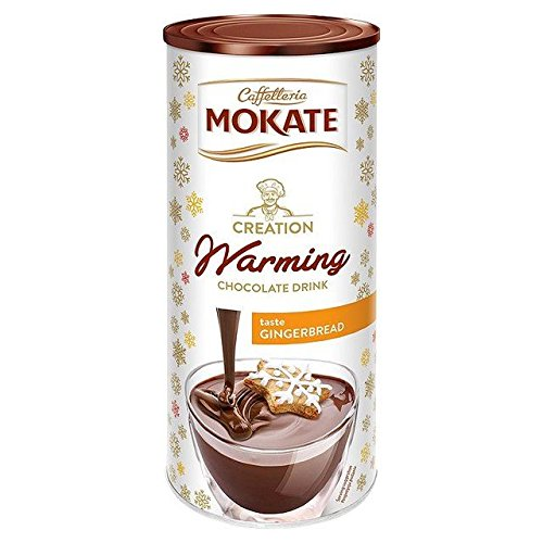 Mokate Gingerbread Hot Chocolate - 200g (0.44lbs)