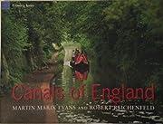 Canals of England por Martin Marix Evans