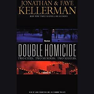 Double Homicide Hörbuch