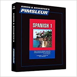 Pimsleur Spanish Level 1 CD: Learn to Speak and Understand