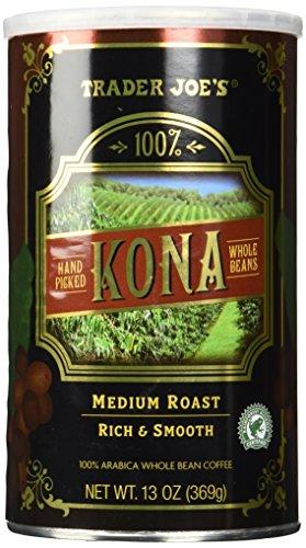 Trader Joes Kona Coffee