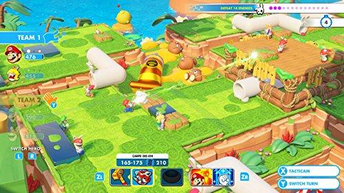 Mario + Rabbids Kingdom Battle Gold Edition - Nintendo Switch [Digital Code]