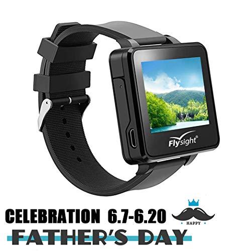 (Flysight FPV Watch 5.8Ghz Wireless RC Video Drone Watch 32 CH HD 2