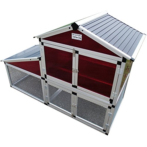 RITE FARM PRODUCTS LIFETIME SERIES CHICKEN COOP POULTRY HEN LAYER CAGE RUN HOUSE For Sale