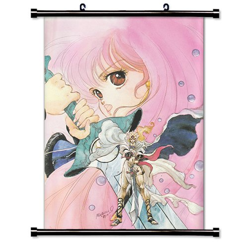 Leda The Fantastic Adventure of Yohko Anime Fabric Wall Scroll Poster (32x47) Inches. [WP] Leda -4(L)