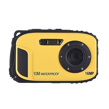 Review KINGEAR 16 MP Waterproof Digital Camera
