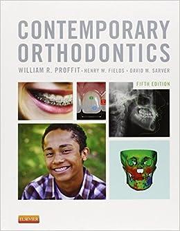 Proffit Orthodontics Book