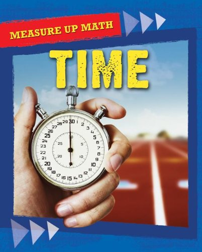 Read Online Time (Measure Up Math) ebook