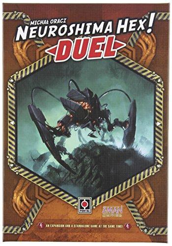 Z-Man Games Neuroshima Hex Duel - Las Vegas Skill Stop