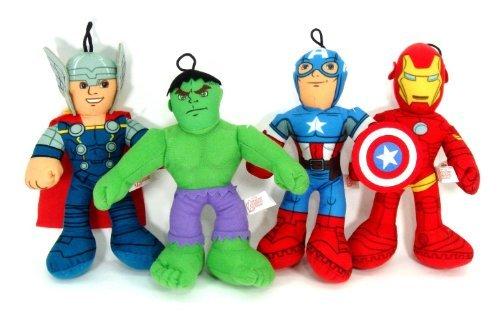 Marvel Avengers - Iron Man, Captain America, Thor and Hulk - 9