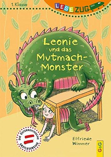 LESEZUG/1. Klasse: Leonie und das Mutmach-Monster