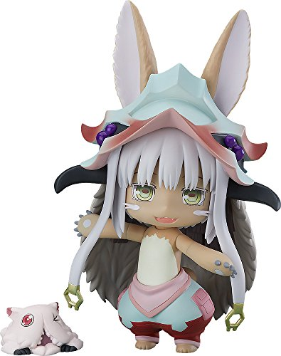 Good Smile Made in Abyss: Nanachi Nendoroid Action Figure from Good Smile