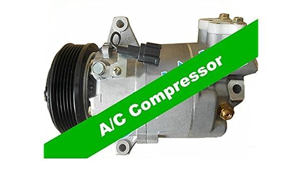 GOWE a/c compresor para Calsonic csv511 aire a/c compresor para coche Nissan Bluebird Sylphy 2.0 Sunny Neo Almera 92600 - 1u60 a a41011 a13031 92600 1u60 a: ...