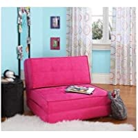 Your Zone Flip Chair Racy Pink