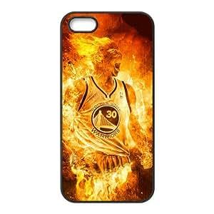 Custom Stephen Curry Basketball Series iphone 5s ,5S Case JN5S-1939