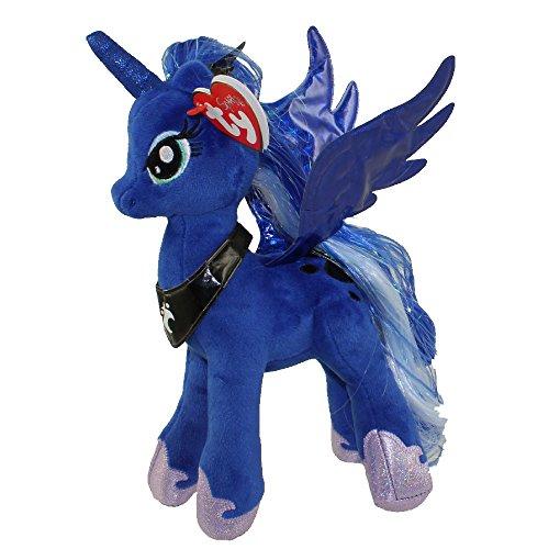 TY My Little Pony Princess Luna 8 inch Plush]()