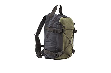 d72f33ef41cb Image Unavailable. Image not available for. Color  Grey Ghost Gear  Throwback Tactical Backpack ...