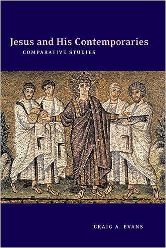 Como Descargar De Elitetorrent Jesus And His Contemporaries: Comparative Studies Como PDF