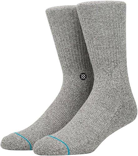 Athletic Icon Socken grey Größe: M Farbe: grey