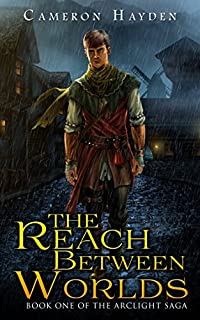 The Reach Between Worlds by C. M. Hayden ebook deal