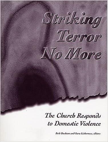 Laster ned google eBooks ipad Striking Terror No More: The Church Responds to Domestic Violence PDF DJVU