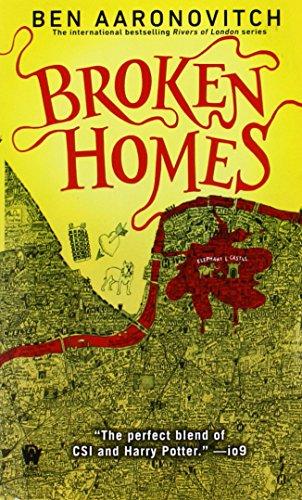 book cover of Broken Homes