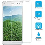 Reliance Jio Lyf Earth 1 Tempered Glass, 9H Hardness Ultra Clear, Anti-Scratch, Bubble Free, Anti-Fingerprints & Oil Stains Coating (For Lyf Earth 1)