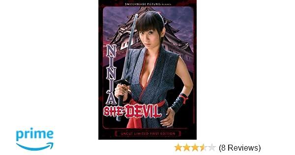 Amazon.com: Ninja She Devil: Masato Kobayashi, Fujio ...
