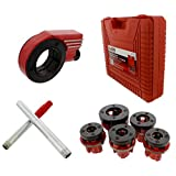 ABN Ratchet Pipe Threader Kit - 9 Piece